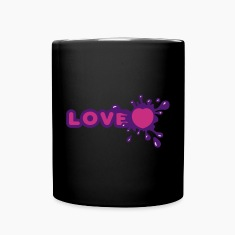 Love Splash Mugs & Drinkware