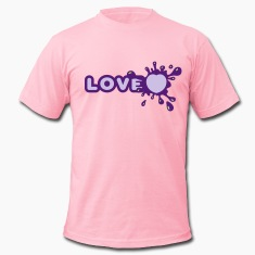 Love Splash T-Shirts