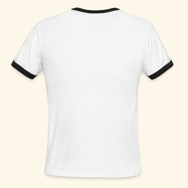 Black Boston Classic T shirt American Apparel Brand Short Sleeve