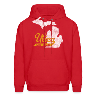 Hoodies ~ Men's Hooded Sweatshirt ~ Utica MI