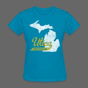 Utica MI - Women's T-Shirt