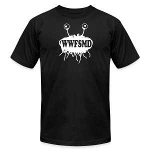 WWFSMD - Men's T-Shirt by American Apparel