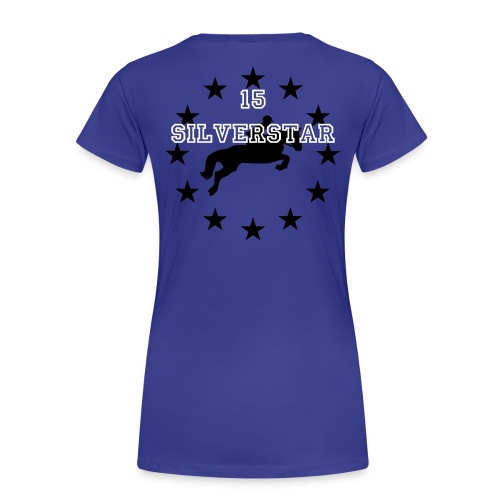 Daphne Silverstar Themed - Women's Premium T-Shirt