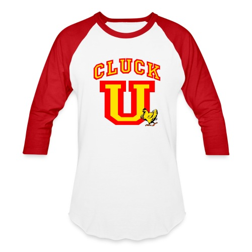 Mens Long sleeve clku - Baseball T-Shirt