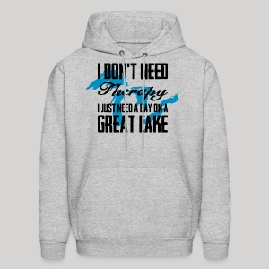 Just need a Great Lake - Men's Hoodie