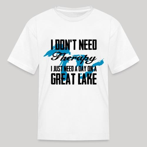 Just need a Great Lake - Kids' T-Shirt
