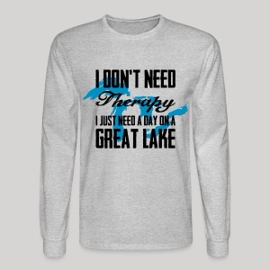 Just need a Great Lake - Men's Long Sleeve T-Shirt