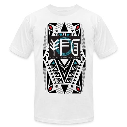 Azteca Tee by YFG - Men's Fine Jersey T-Shirt