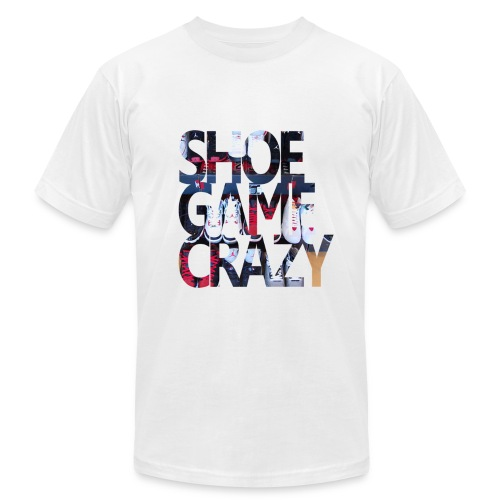 Shoe Game Crazy Tee - Men's Fine Jersey T-Shirt