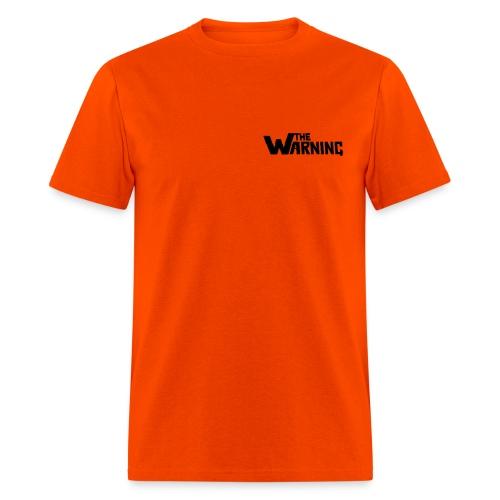 The Warning - Men's - Men's T-Shirt