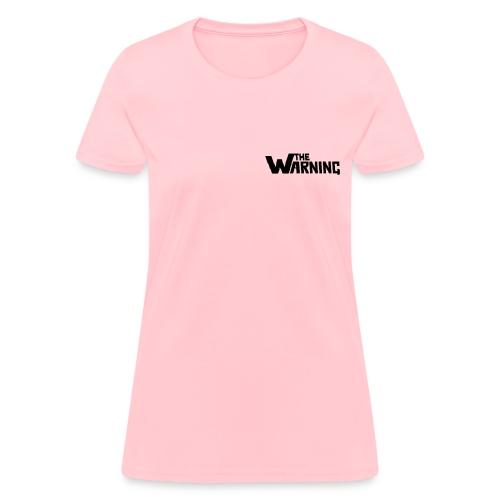 The Warning - Women's - Women's T-Shirt