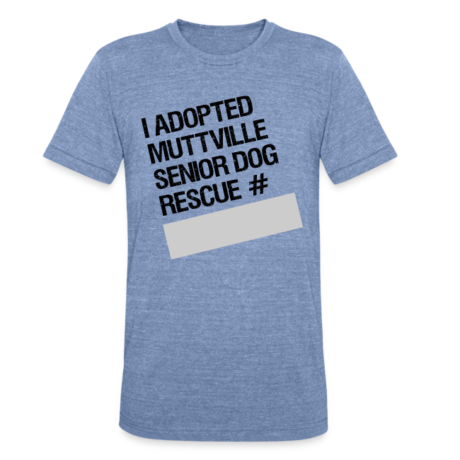 Muttville's #3000 Milestone Commemorative Tee
