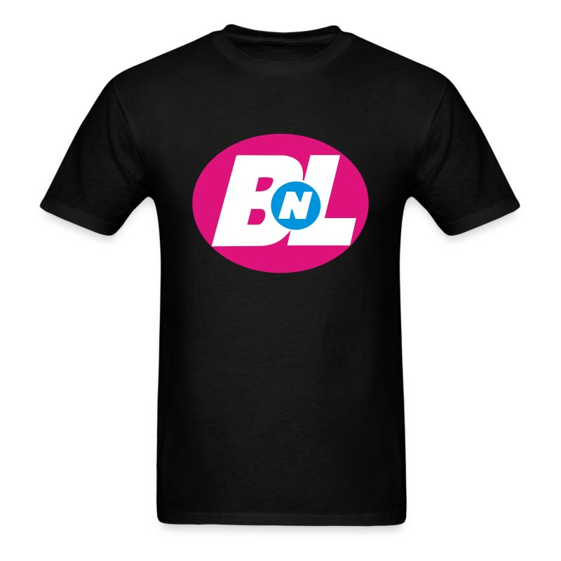 Buy n large logo t shirt spreadshirt for Where to order shirts with logos