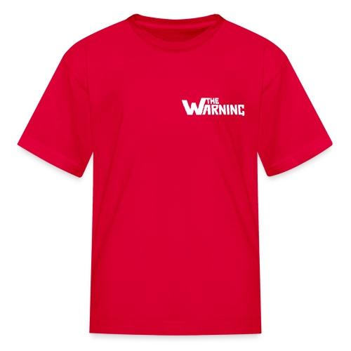 The Warning - Kid's - Kids' T-Shirt