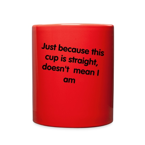 Full Color Mug - tumblr,queer,lol,lgbt,lesbian,girls,gay,dyke,boys