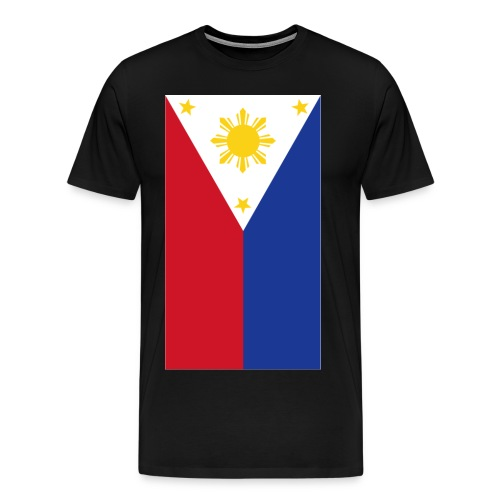 Filipino Flag - Men's Premium T-Shirt