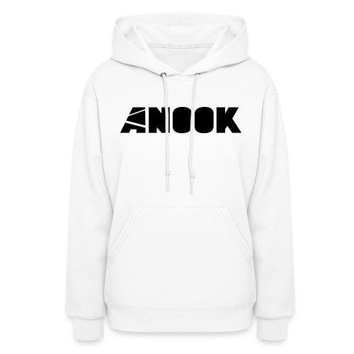 Women's Standard Hoodie - Name (Black) - Women's Hoodie