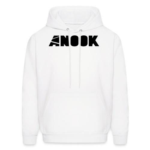 Men's Standard Hoodie - Name (Black) - Men's Hoodie
