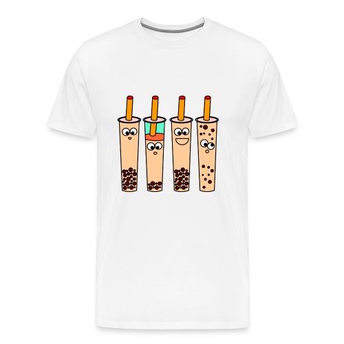 Bubbletea101 - Men's Tee - Men's Premium T-Shirt