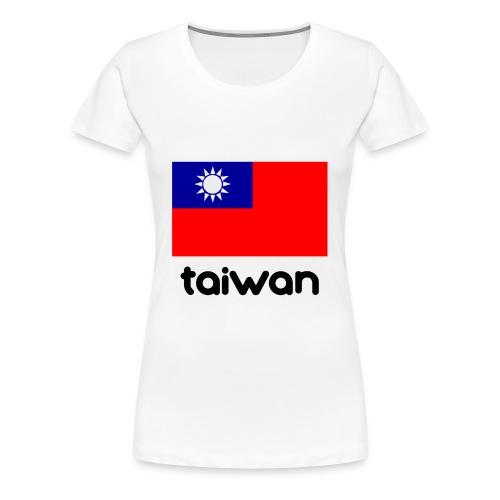 Taiwan - Women's Tee - Women's Premium T-Shirt