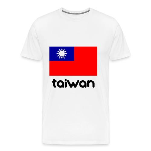 Taiwan - Men's Tee - Men's Premium T-Shirt