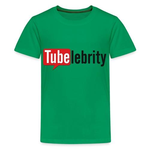 Tubelebrity - Kids' Premium T-Shirt