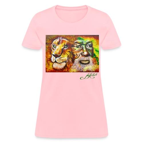 Women's Lion Shirt - Women's T-Shirt