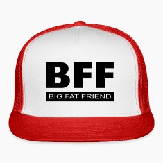 BFF - Big Fat Friend Caps