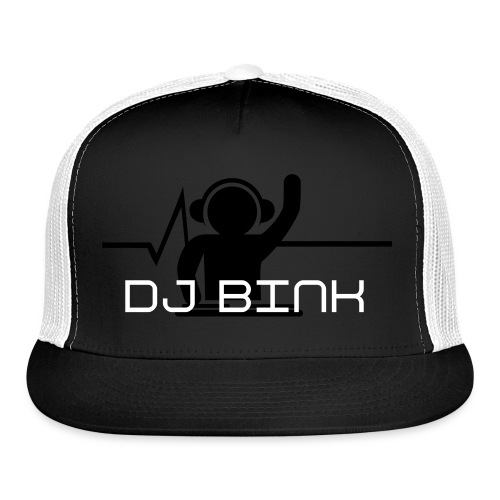 DJ Is Life Trucker Cap - Trucker Cap
