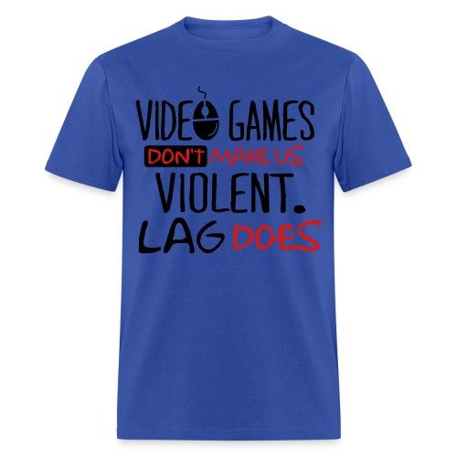 LAG!!!!!! - Men's T-Shirt