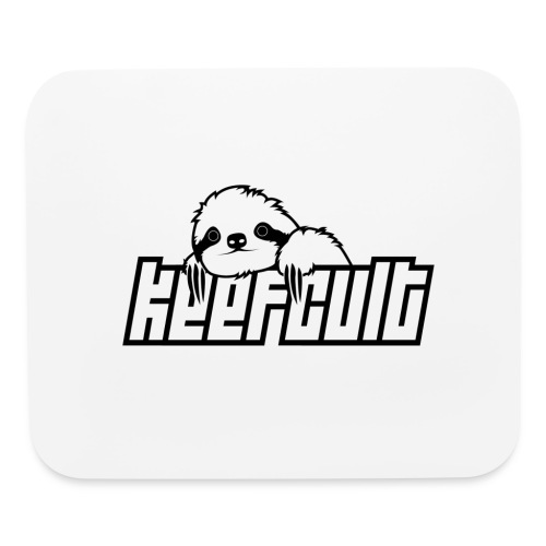 keefcult sloth mousepad horizontal - Mouse pad Horizontal