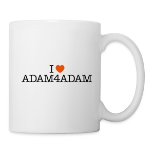 Coffee mug - I LOVE ADAM4ADAM  - Coffee/Tea Mug