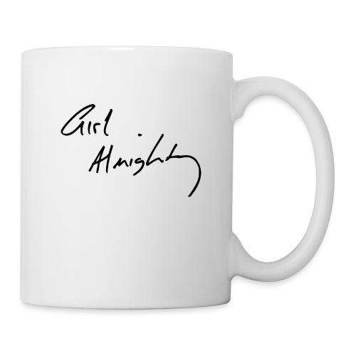 Girl Almighty LT Sig mens Shirt - Coffee/Tea Mug