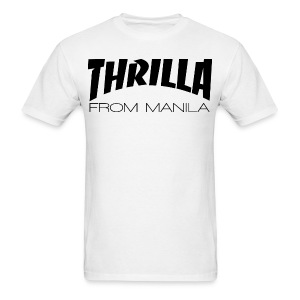 Pacquiao THRILLA FROM MANILA Mens Shirt by AiReal Apparel - Men's T-Shirt