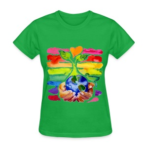 Compassion - Women's T-Shirt