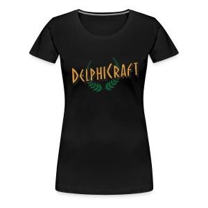 DelphiCraft Group Identification Aid (Ladies) - Women's Premium T-Shirt
