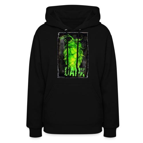 DANK Women's Hooded Sweatshirt - Women's Hoodie