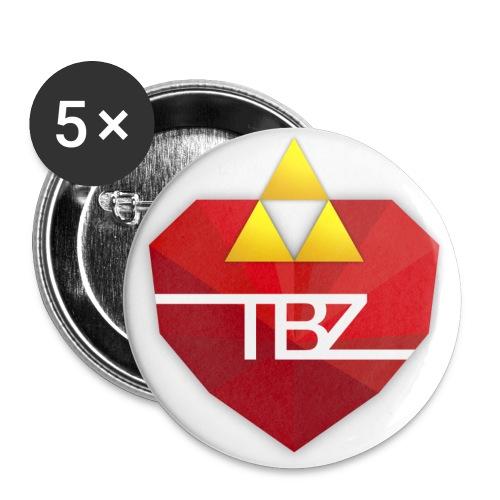 TBZ Large Buttons (5) - Large Buttons