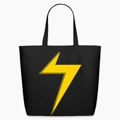 Ms Marvel Bolt Bags & backpacks