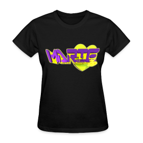 blox3d nyc heart2 design for marie custom made t shirts