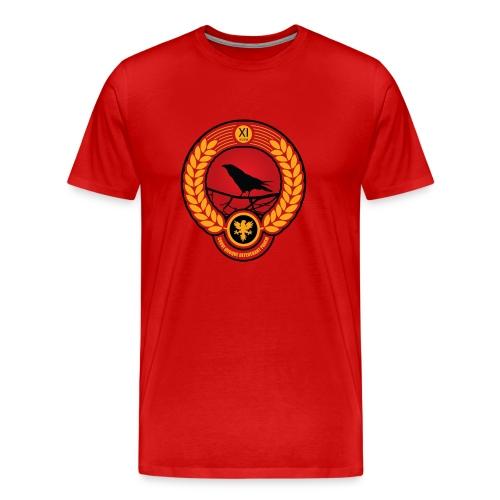 Raven Heraldic - Men's Premium T-Shirt