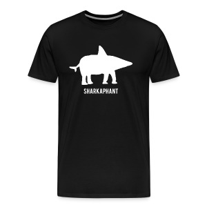 Sharkaphant - Men's - Men's Premium T-Shirt
