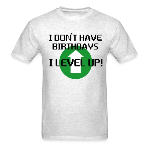 Level Up! - Men's T-Shirt
