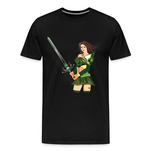 Lady Luck - Men's Premium T-Shirt