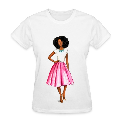 Naptural Sister - Women's T-Shirt