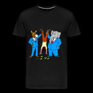 T-Shirts ~ Men's Premium T-Shirt ~ Article 101835161