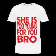 T-Shirts ~ Men's Premium T-Shirt ~ Article 101835155