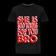 T-Shirts ~ Men's Premium T-Shirt ~ Article 101835156
