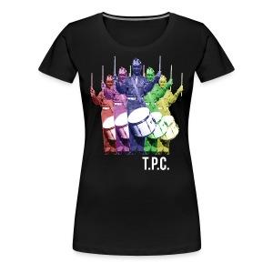 The Gang's All Here (Women's) - Women's Premium T-Shirt