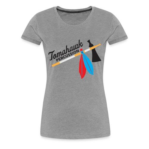 Chop 'Til You Drop (Women's) - Women's Premium T-Shirt